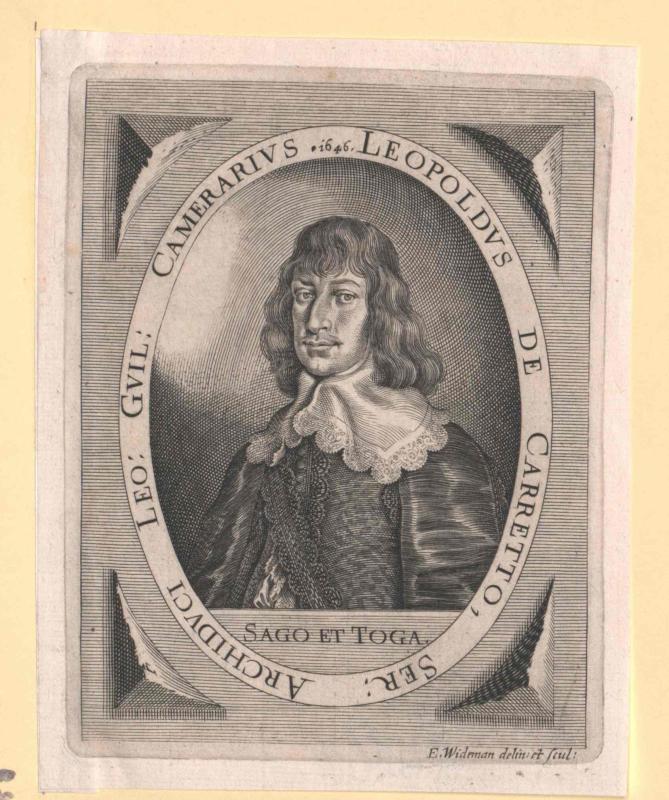 Carretto, Leopold von