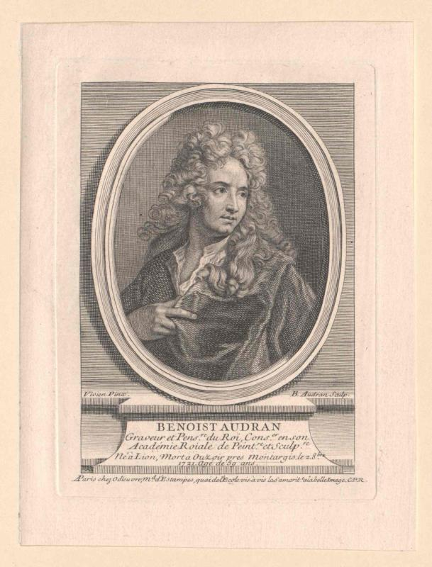 Audran, Benoit
