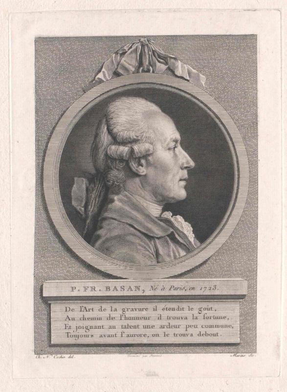 Basan, Pierre François