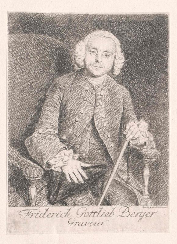 Berger, Friedrich Gottlieb