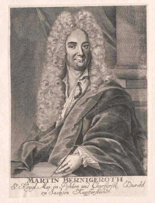 Bernigeroth, Martin