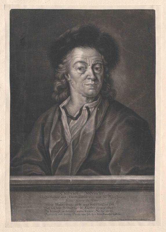 Bodenehr, Gabriel