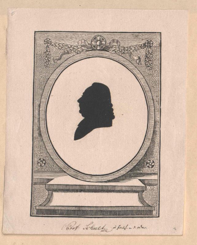 Schulze, Christian Gottfried