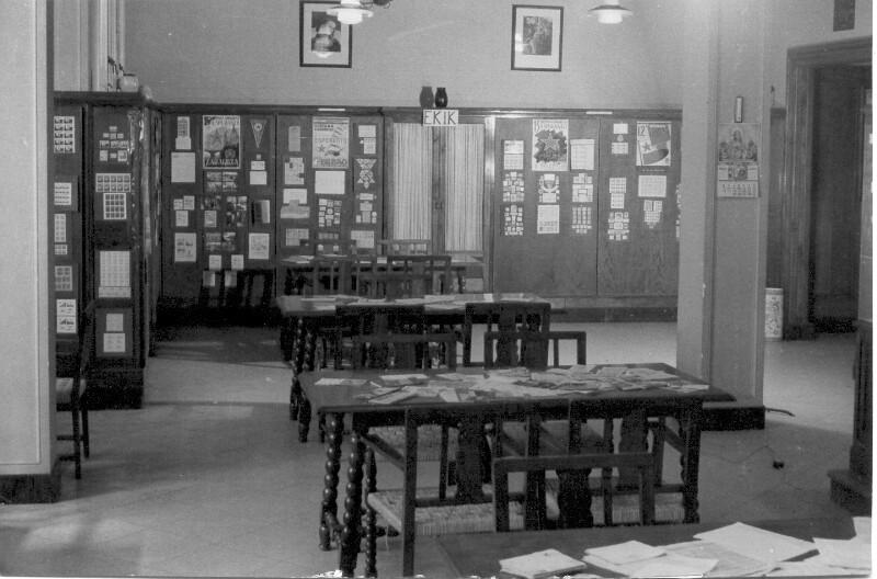 Esperanto-Philatelie-Ausstellung, Barcelona 1955