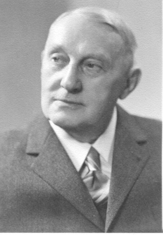Bruno Siegert, um 1960