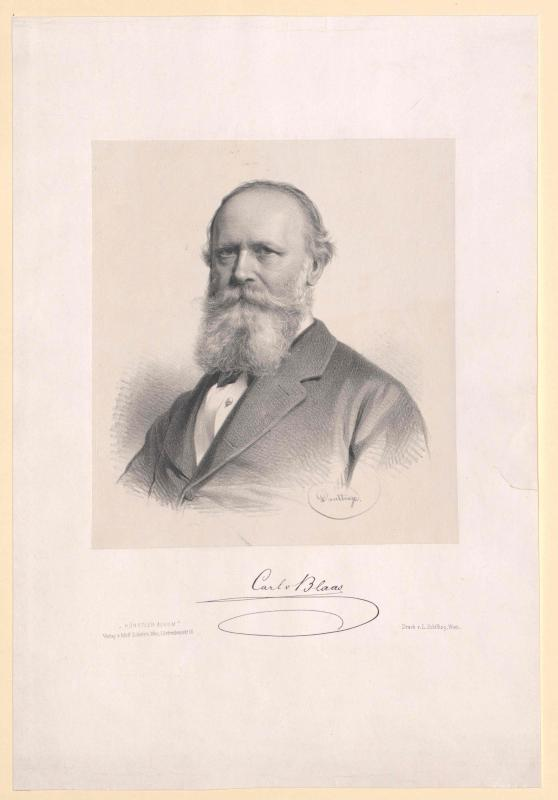 Blaas, Karl Ritter von