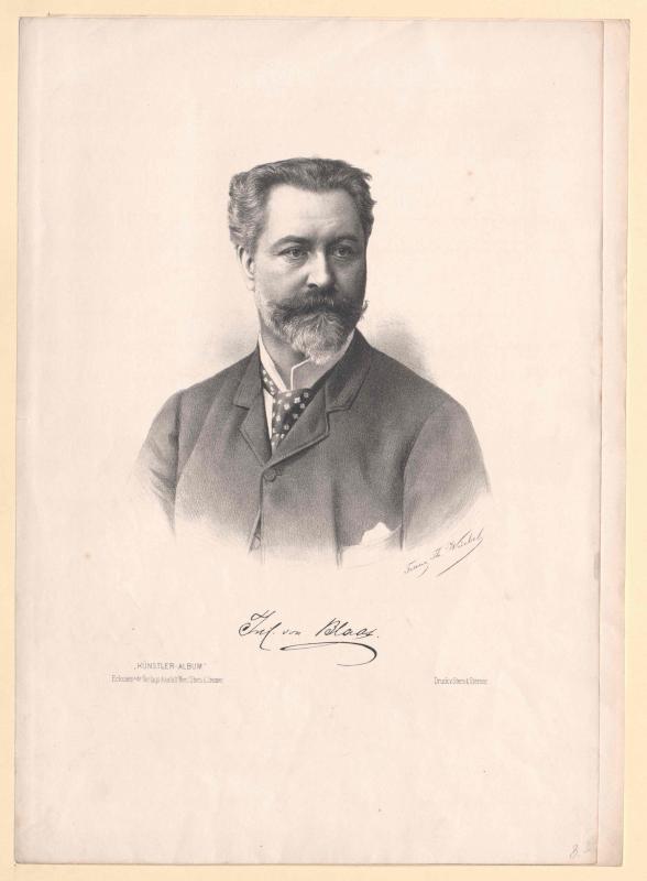Blaas, Julius von