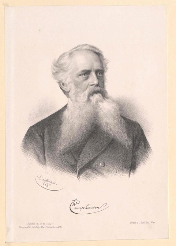 Camphausen, Wilhelm
