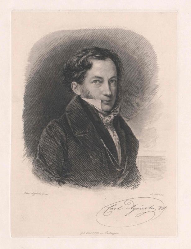 Agricola, Karl Joseph Aloys