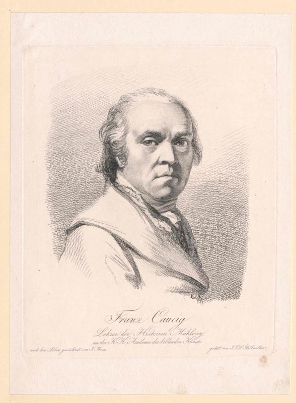 Caucig, Franz