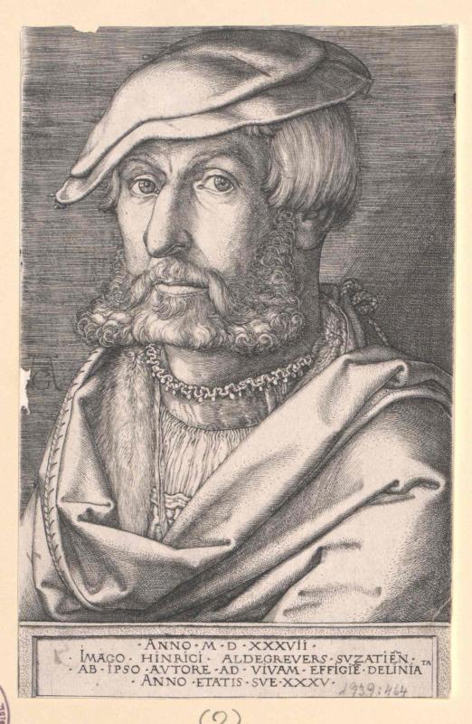 Aldegrever, Heinrich
