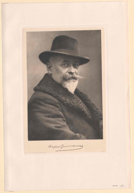 Zimmermann, Alfred