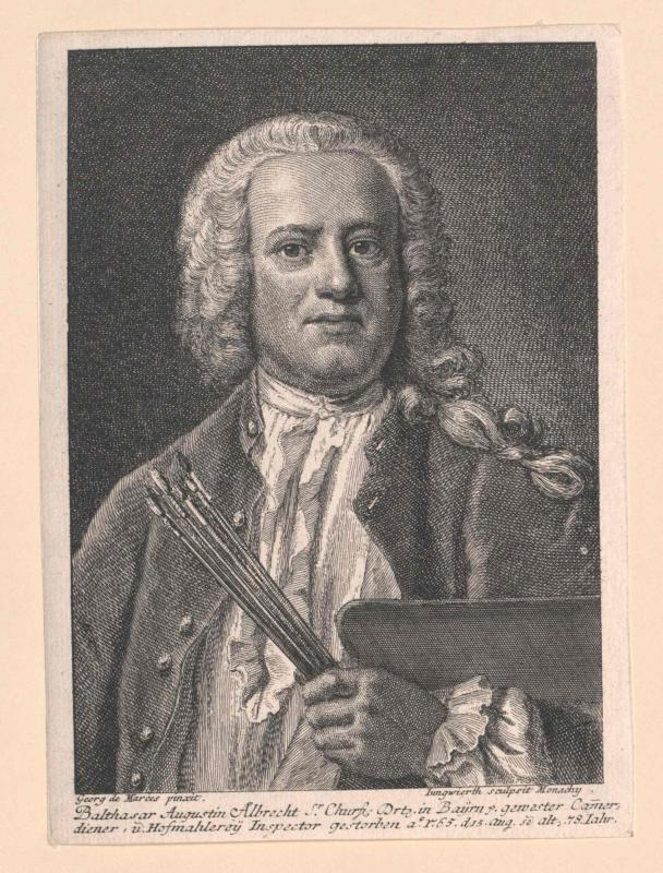 Albrecht, Balthasar Augustin