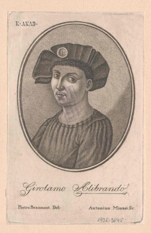 Alibrandi, Gerolamo