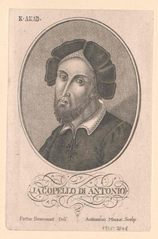 Antonj, Iacobello di Antonio