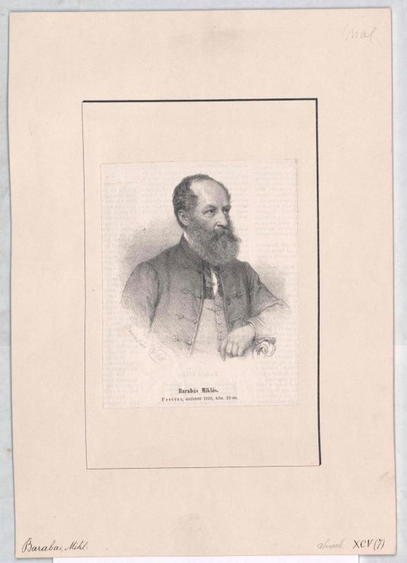Barabás, Miklós