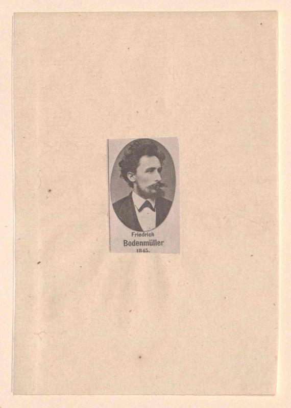 Bodenmüller, Friedrich