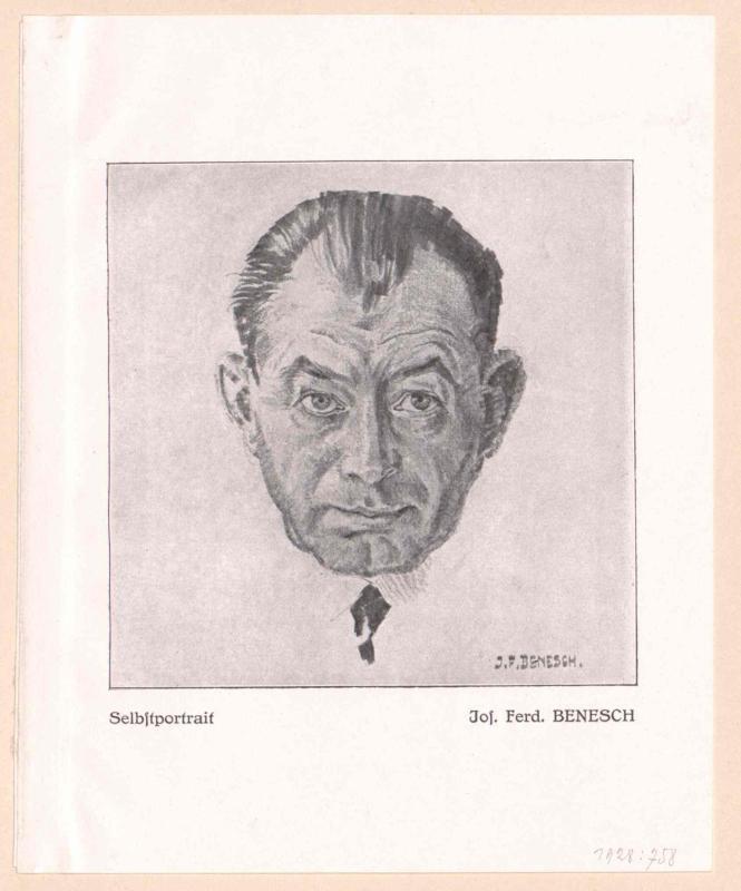 Benesch, Josef Ferdinand