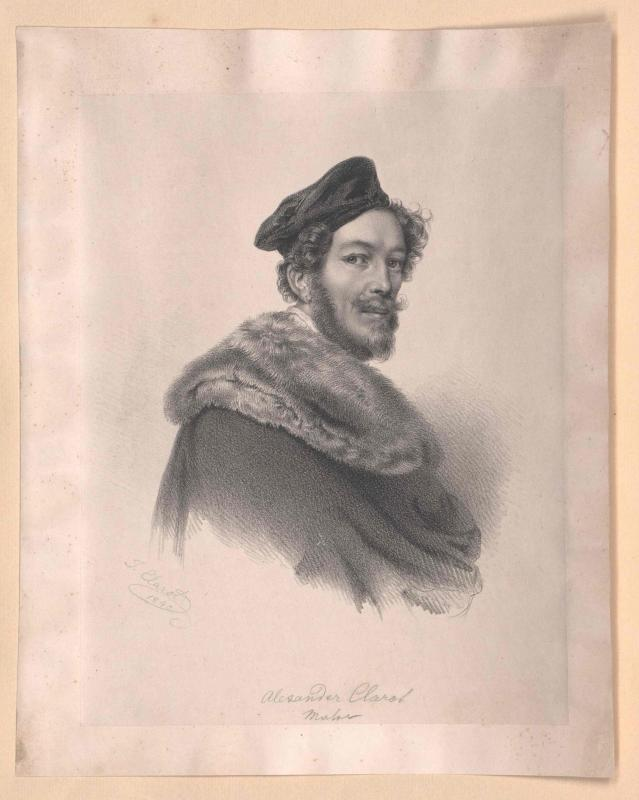 Clarot, Alexander