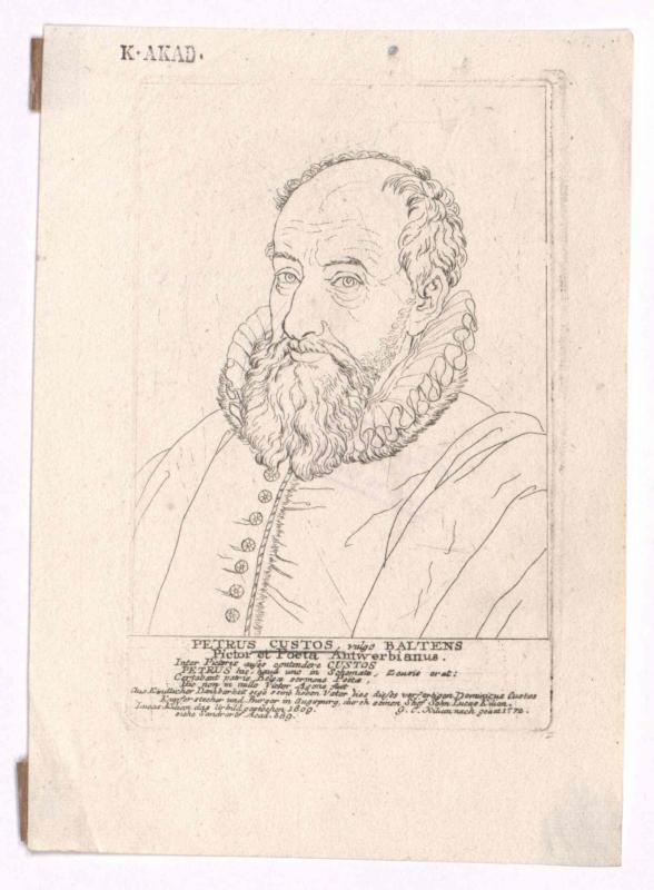Balten, Pieter