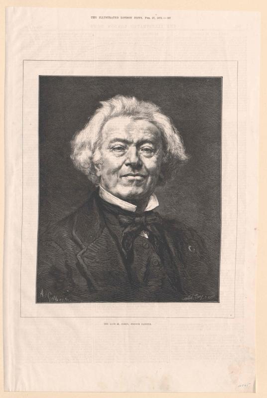 Corot, Jean Baptiste Camille