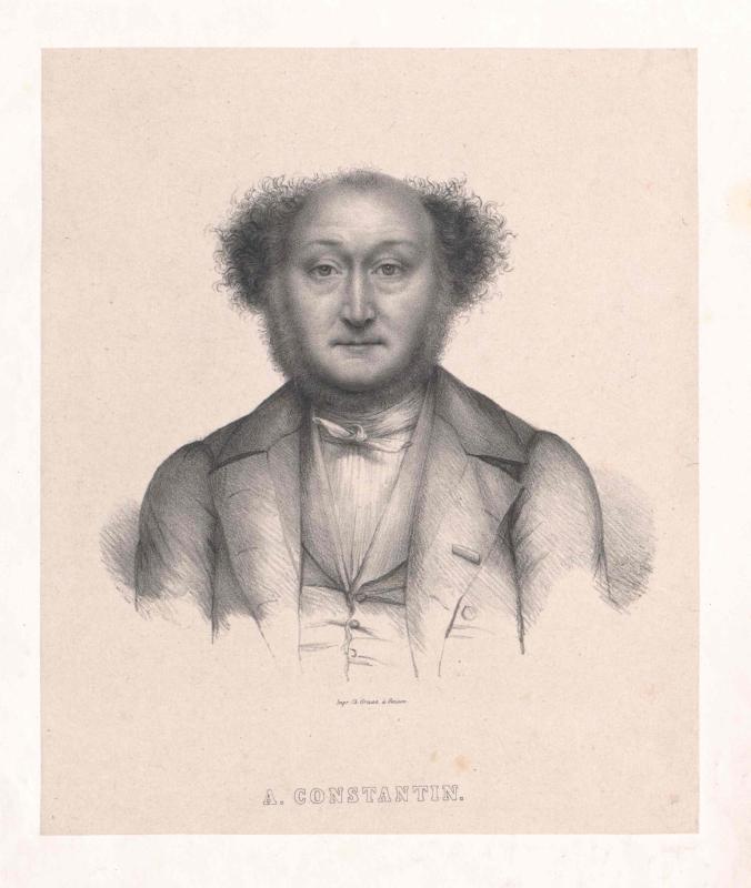 Constantin, Abraham