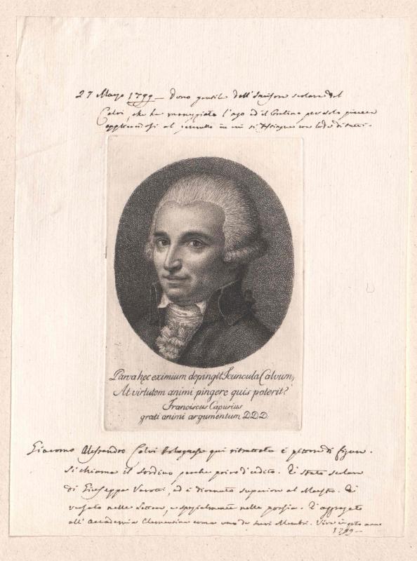 Calvi, Jacopo Alessandro