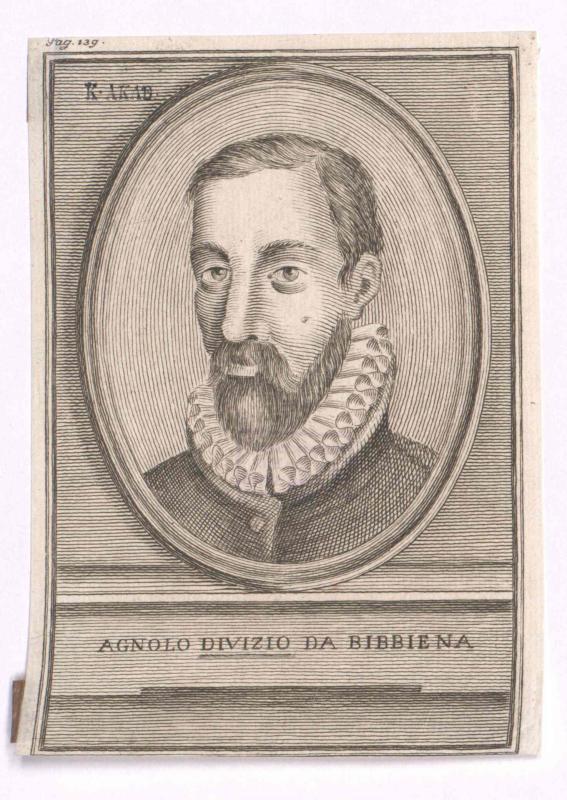 Bibbiena, Angelo Divizio da