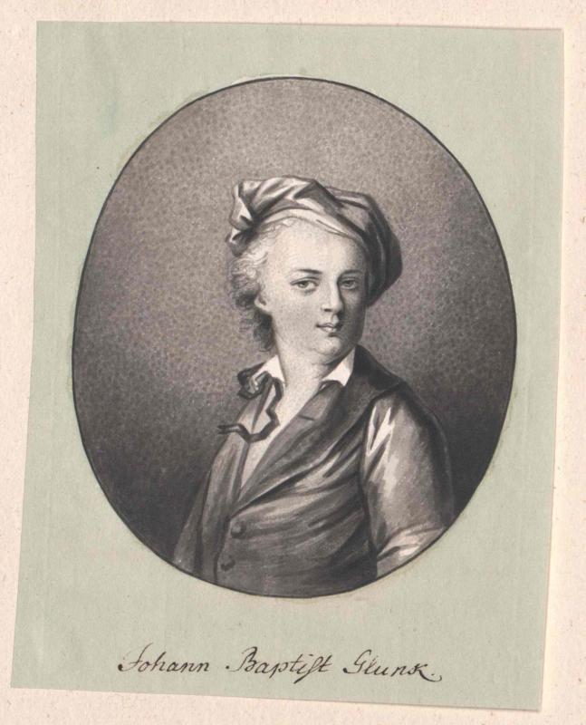 Glunck, Johann Baptist