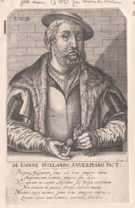 Amstel, Jan van