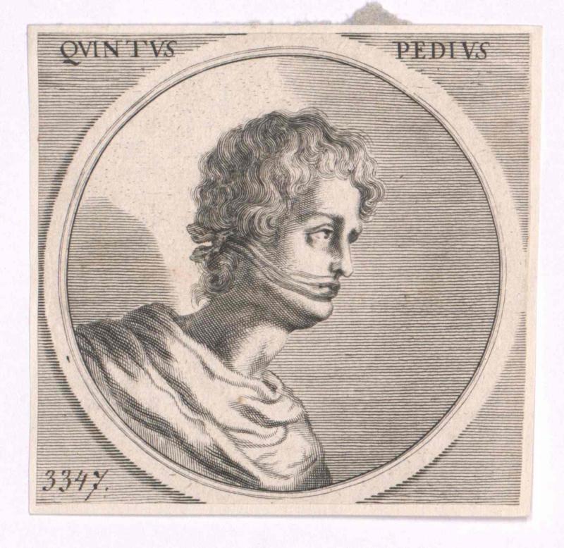 Pedius, Quintius