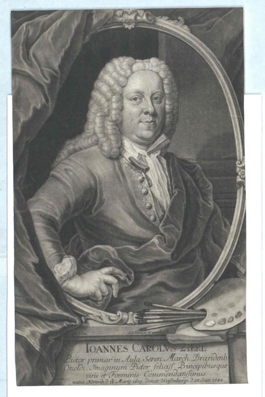 Zierl, Johann Carl