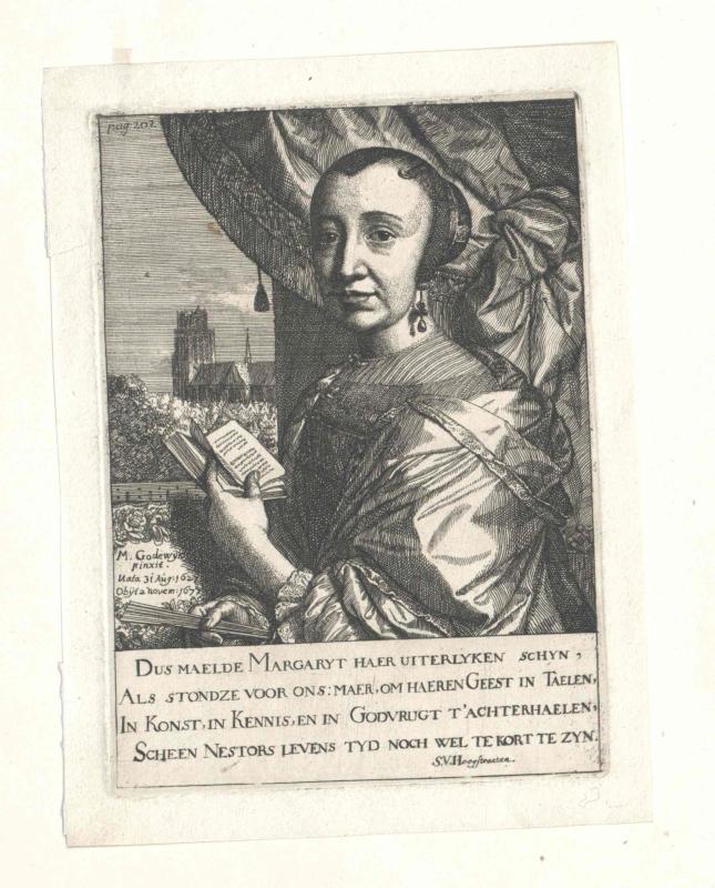 Godewyk, Margaretha van