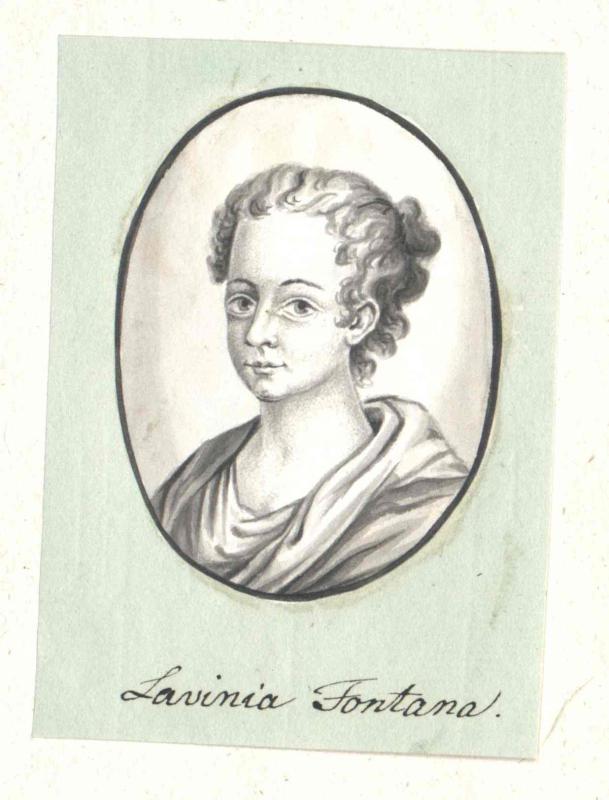 Fontana, Lavinia