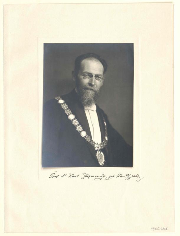 Zsigmondy, Karl