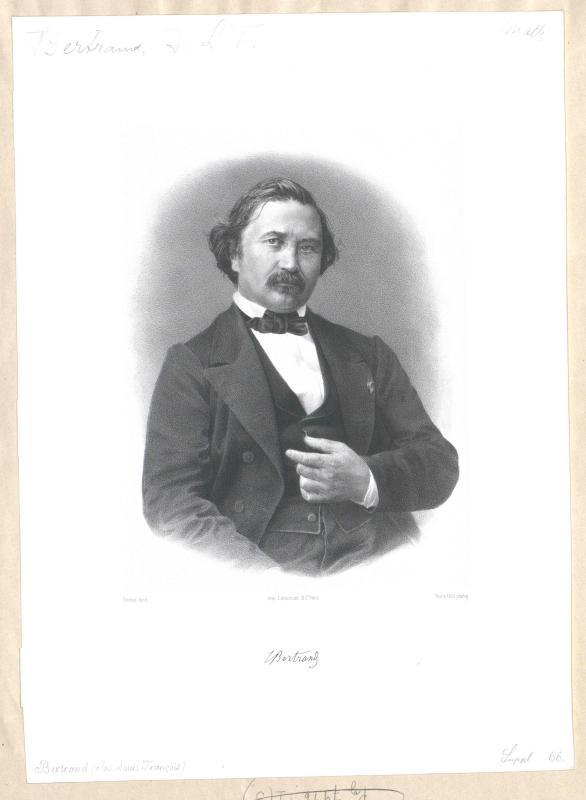 Bertrand, Joseph Louis François