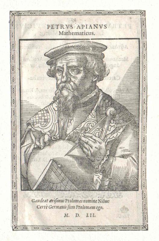 Apianus, Petrus