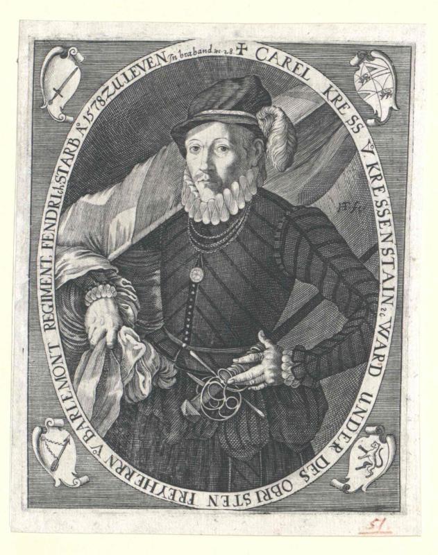 Kress-Kressenstein, Karl von