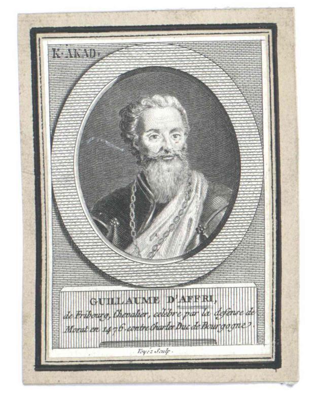 Affry, Guillaume d'