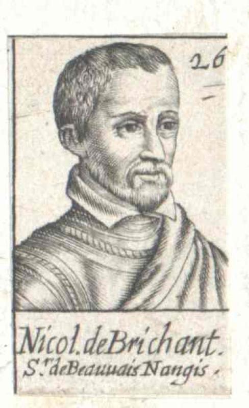 Brichanteau, Marquis de Nangis, Nicolas de