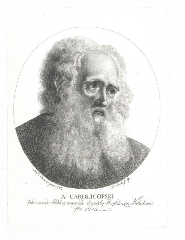 Carolicopski, Anton