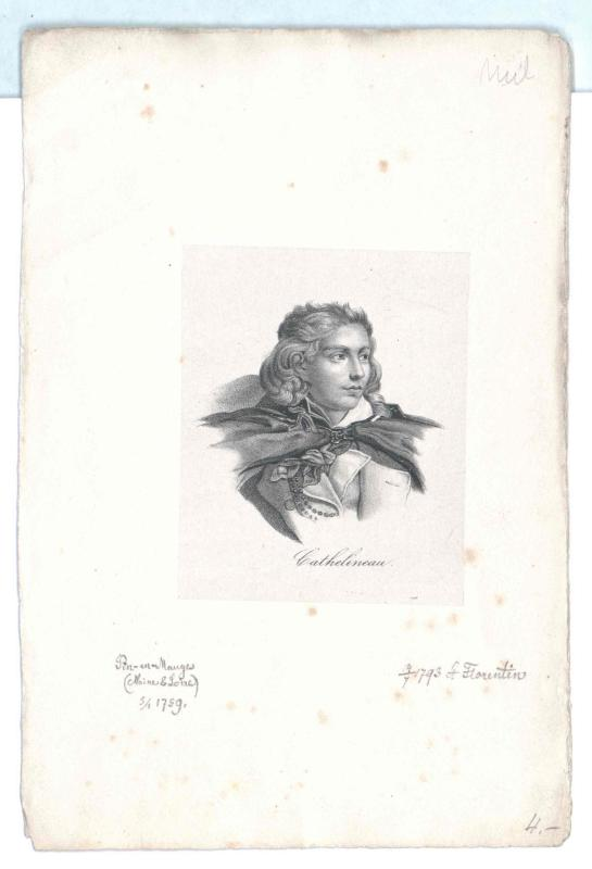 Cathelineau, Jacques