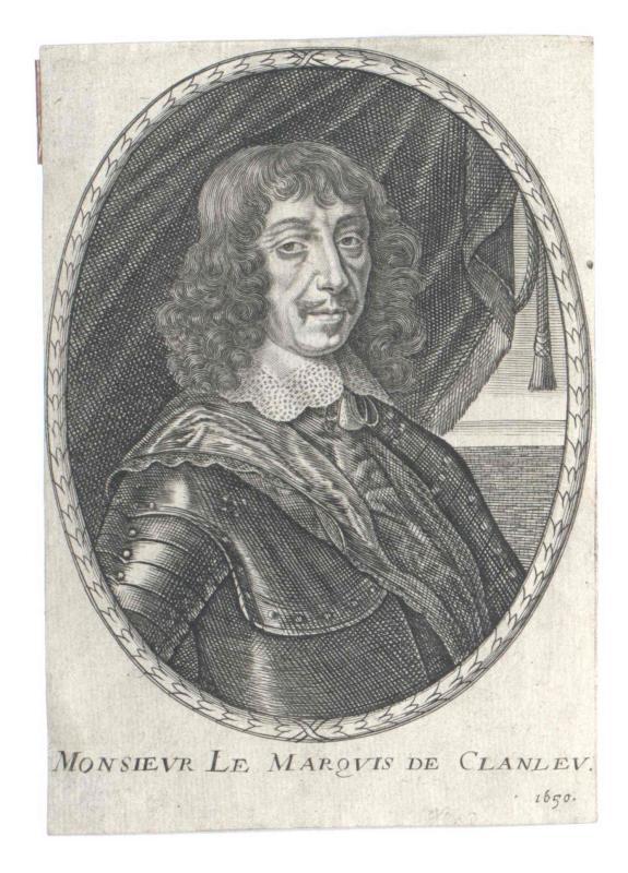 Clanleu, Marquis de
