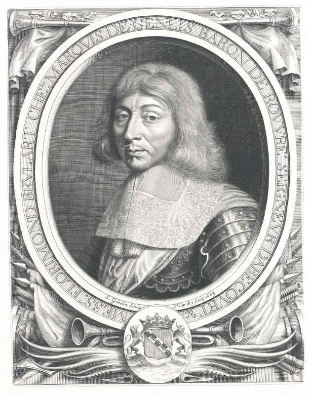 Brulart, Marquis de Genlis, Florimont de