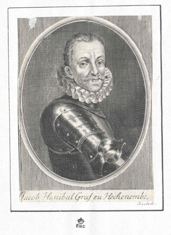 Hohenems, Jakob Hannibal Graf von