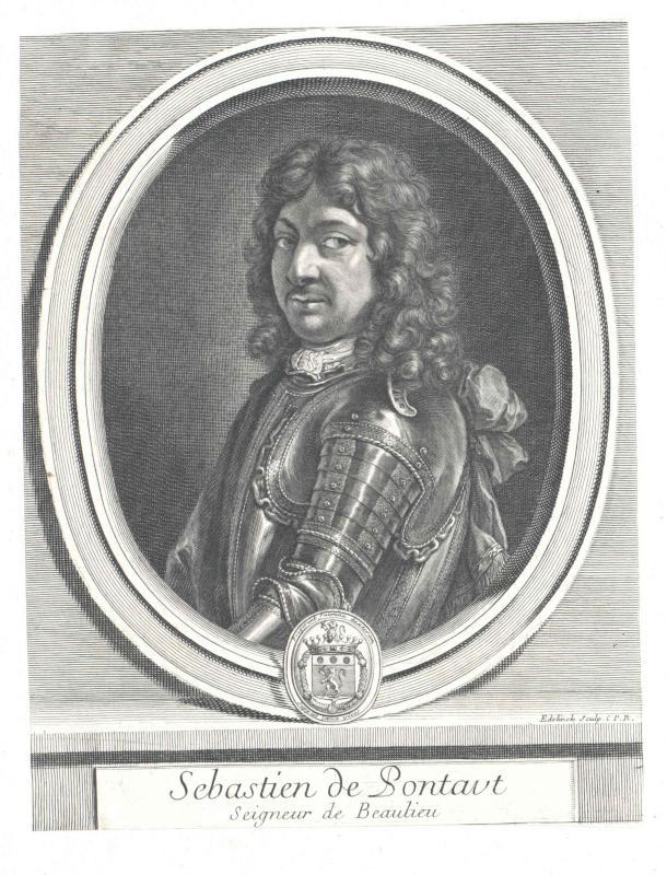 Beaulieu, Sébastien de Pontault de