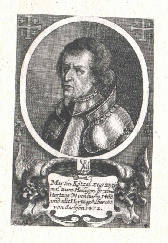 Ketzel, Martin