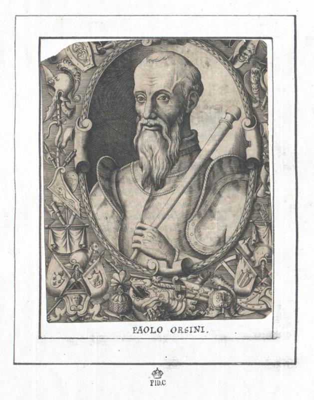 Orsini, Camillo Conte