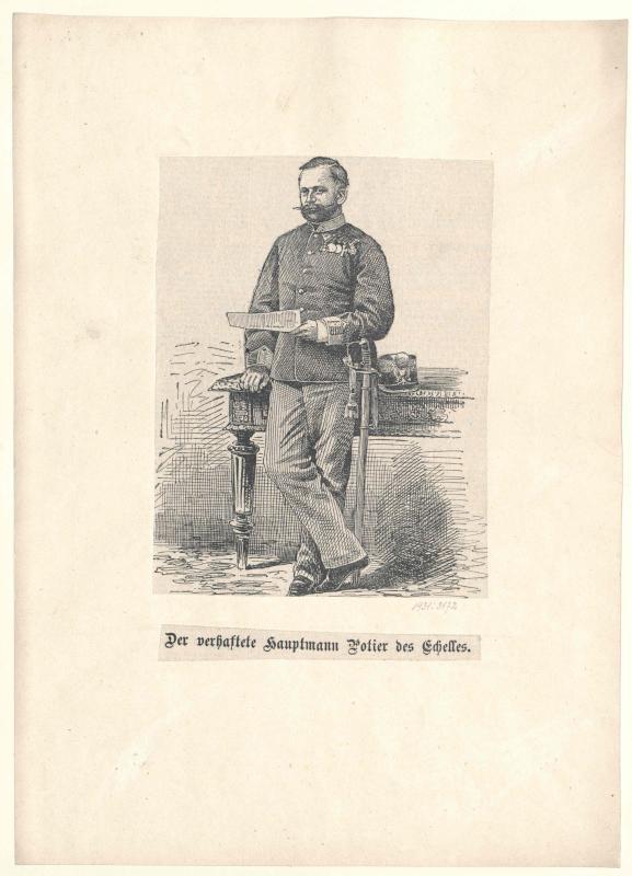 Potier des Echelles, Rudolf Freiherr von