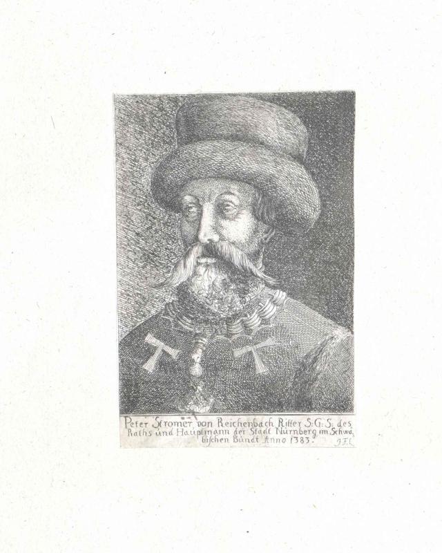 Stromer von Reichenbach, Peter
